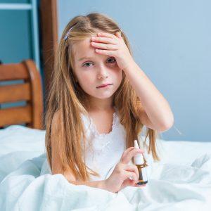 Chronic Sinusitis in Child